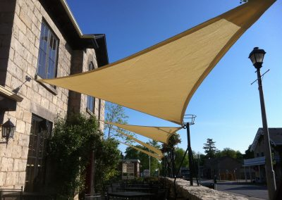 Avoca Shade Sails Brown